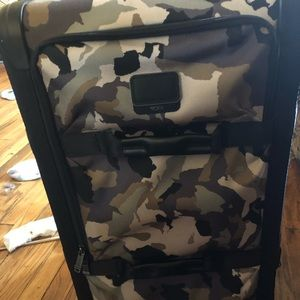 Large Tumi suitcase